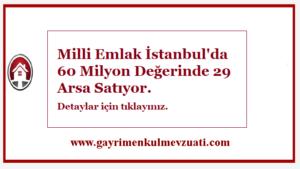 Milli-Emlak-Istanbul-Satilik